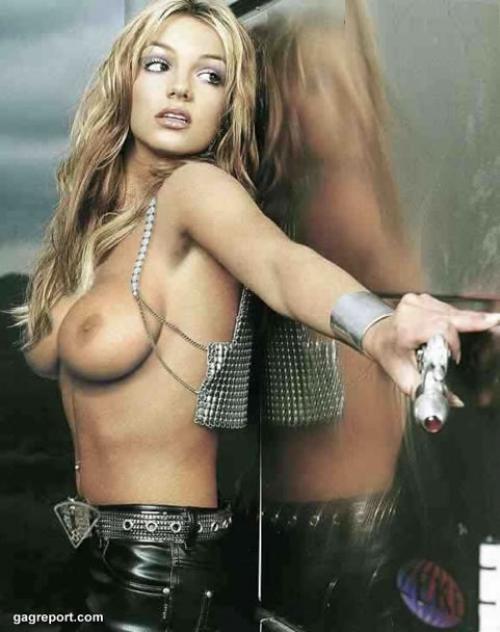 Britney lance des nus toxiques