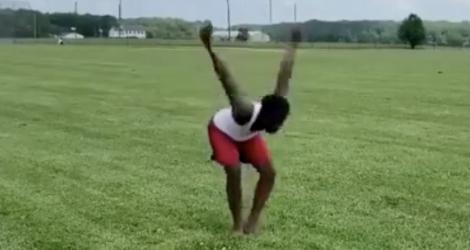 Double Back Flip