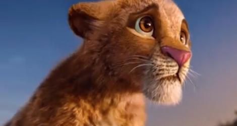 Il utilise le deepfake pour améliorer le Roi Lion de 2019