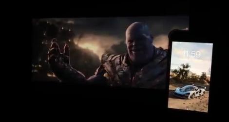 Regarder Avengers : Endgame le soir du réveillon