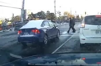 Road Rage : level Canada